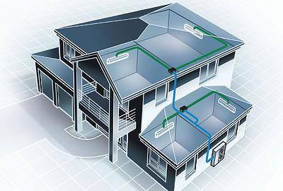 Projeto de ar condicionado geralmente, são exclusivamente voltados para climatização.